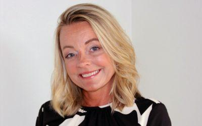 Hun er ny leder i Logistikkforeningen Østlandet